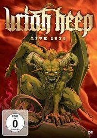 Cover Uriah Heep - Live 1978 [DVD]